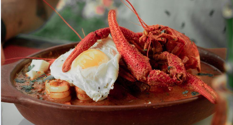 Truchas y camarones del río Cañete son el plato principal.