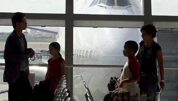 Todos los vuelos afectados son de la compañía local Thai Airways excepto uno que es operado por la aerolínea taiwanesa Eva. (Foto: EFE)