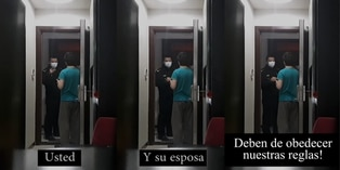 El tenso día a día del Colombiano que vive encerrado en China por el Coronavirus