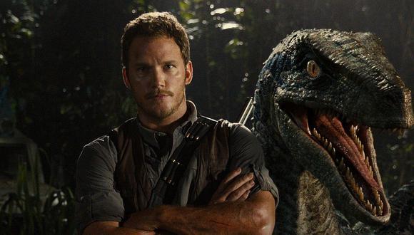 La nueva trilogía está protagonizada por Owen Grady (Chris Pratt) y Claire Dearing (Bryce Dallas Howard). (Foto: Difusión)