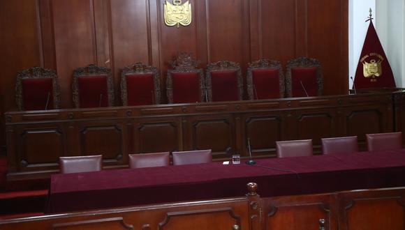 Esta convocatoria se realiza horas después de que Manuel Merino juró a la Presidencia de la República tras la vacancia de Martín Vizcarra el último lunes. (Foto: GEC)