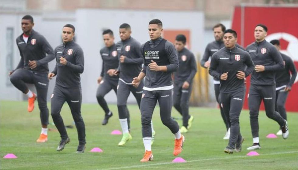 La selección peruana Sub 23 se prepara para su debut en los Juegos Panamericanos Lima 2019. (Foto: Giancarlo Ávila)