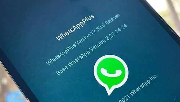 Conoce cómo poder descargar hoy WhatsApp Plus 17.50 en tu celular Android. (Foto: MAG)