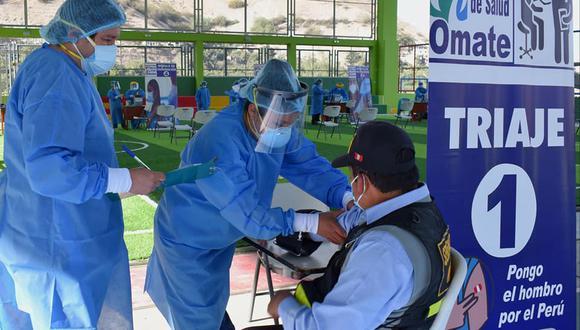 En cuanto a la posibilidad de imponer medidas punitivas a las personas que no quieran vacunarse, el ministro dijo que el Gobierno se enfocará en ofrecer estímulos positivos. (Foto: GEC)