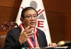 JNE exhorta a ciudadanos a votar en orden y respetando protocolos este 11 de abril