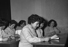 La historia de la primera generación de mujeres detectives en el Perú