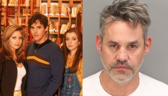 """""""Buffy la cazavampiros"""" : Nicholas Brendon es arrestado por agredir a su novia"""