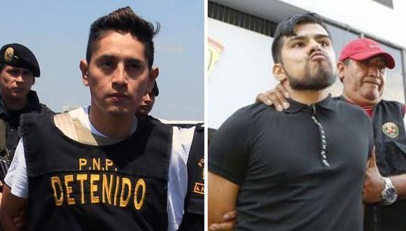 Gerald Oropeza y 'Renzito' trasladados al penal de Challapalca