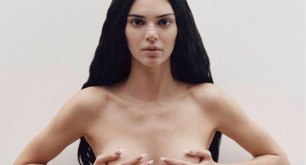 Kendall Jenner realizó atrevida sesión fotográfica. (Foto: @garage_magazine)