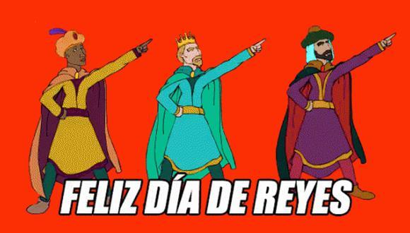 Llegó el Día de los Reyes Magos y así puedes celebrarlo en WhatsApp. (Foto: navidad.es)