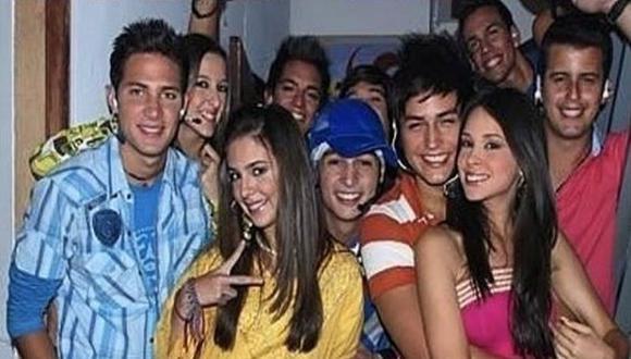 'Somos tú y yo' tuvo dos temporadas y un spin-off tras ser tan exitosa en Latinoamérica (Captura Instagra: @gabrielcoronel)