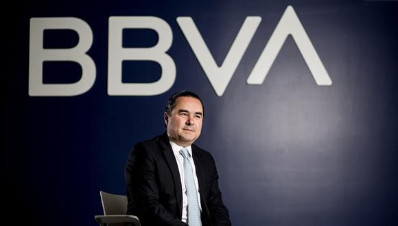 """""""Estoy convencido de que más allá del celo de cada uno de los bancos, tenemos que pensar en el bien del país y eso implica pensar en la inclusión financiera"""", manifestó Fernando Eguiluz, CEO del BBVA (Fuente: BBVA)"""