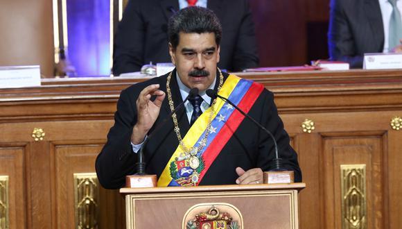 """""""Con la profundización de las políticas de seguridad social, empleo, remuneración justa, vivienda, salud, educación, estoy proponiendo para el 2025 la meta miseria cero para Venezuela"""", dijo Nicolás Maduro. (Reuters)"""