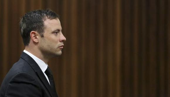 Pistorius irá a prisión pero aún no sabe cuánto tiempo