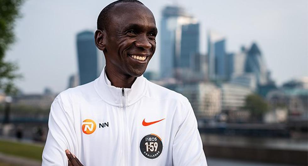 Es la segunda vez que el Keniano lo intenta, la anterior fue el reto Breaking2 de Nike.