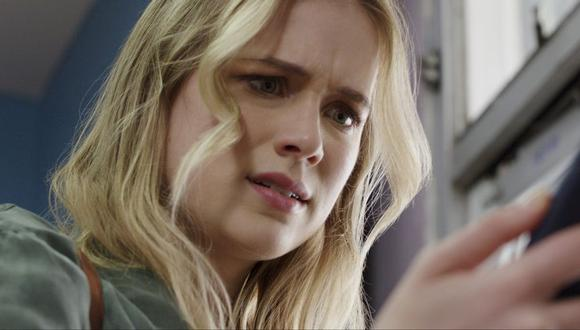 Elizabeth Lail interpreta a Quinn Harris en este filme dirigido por Justin Dec.
