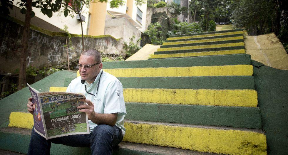 Tristeza y desolación en Brasil un día después de la goleada - 1