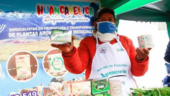 Serán beneficiados 40 pequeños productores. (Foto: Midagri)