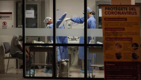 Presidente anunció que el coronavirus dejará una reforma en el sistema de salud.  (Foto: GEC)