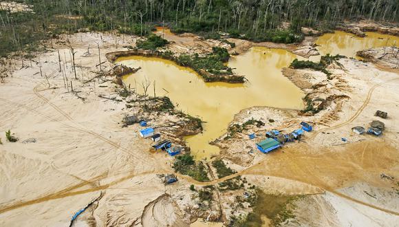 La operación contra la minería ilegal en La Pampa [FOTOS] - 7