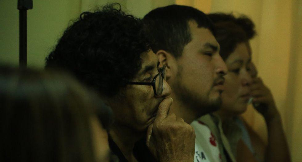 Edwin Oviedo: familiares de dirigentes asesinados celebran medida judicial