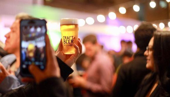 Disfruta de música en vivo, comida y cervezas artesanales. (Foto: Craft Beer Sessions)