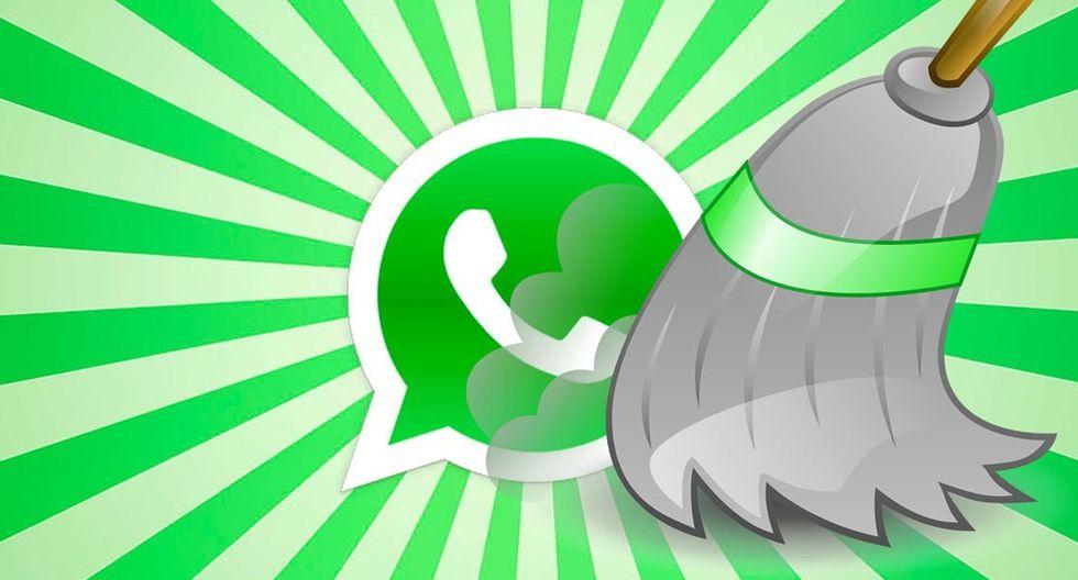 Aprende cómo evitar que todas tus fotos y videos de WhatsApp ocupen demasiado espacio en tu celular. Usa este sencillo truco. (Foto: WhatsApp)