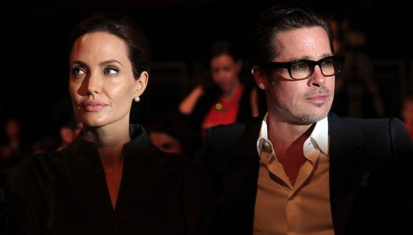 Brad Pitt y Angelina Jolie habrían llegado a un acuerdo sobre la educación de sus hijos. (Foto: AFP)