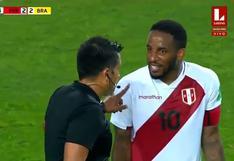 Perú vs. Brasil: quejas, gritos y el 'VAR' que nunca hubo previo al penal para el 3-2 del 'Scratch' | VIDEO