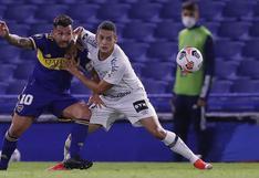 ESPN EN VIVO, ver EN DIRECTO Boca Juniors vs. Santos por la Copa Libertadores