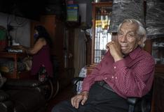 Guillermo Campos falleció a los 92 años: así se lamentaba el 'feo más lindo' cinco días antes de morir | FOTOS