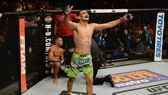 UFC: Ferguson se lesionó y no peleará contra Nurmagomedov