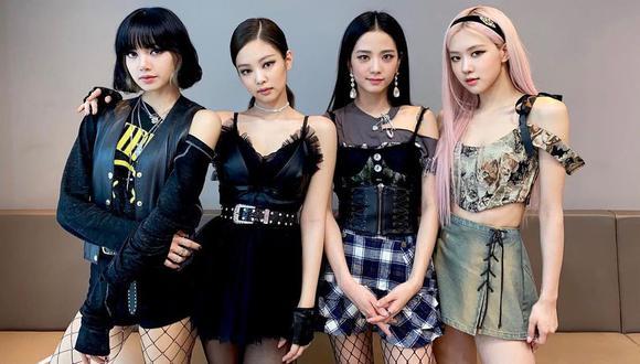 Blackpink ofrecerá su primer concierto en línea el próximo 27 de diciembre. (Foto: @blackpinkofficial)