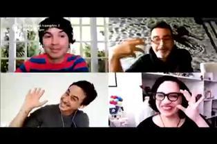 """""""Raúl con Soledad"""", Wendy Ramos, Carlos Carlín y Bruno Ascenzo cuentan detalles de la miniserie"""