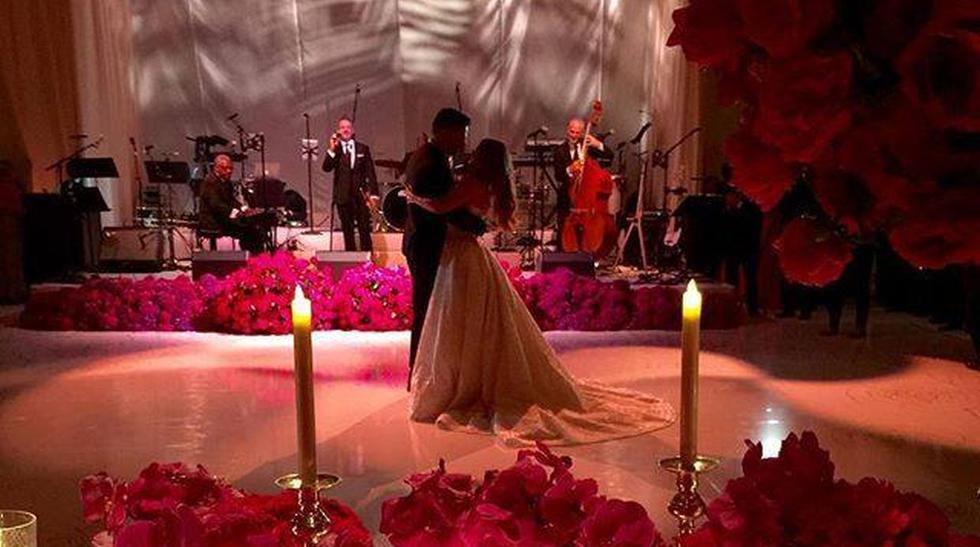 Sofía Vergara publicó imágenes de su boda de ensueño en Miami - 2