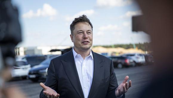 Esta es una recopilación de muchas de las obras que Musk ha leído a lo largo de toda su vida (Foto: AFP)