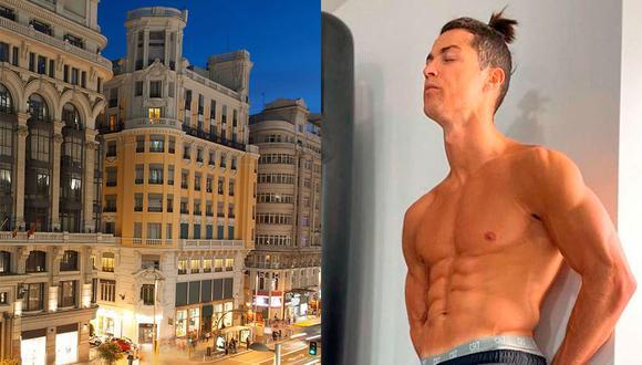 Cristiano Ronaldo cuenta con una cadena hotelera | Foto: Instagram