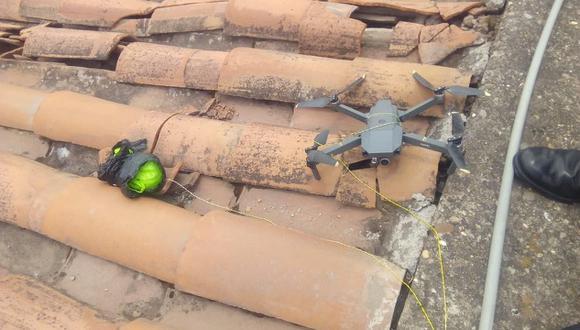 Según la Policía Nacional, no existen indicios que demuestren desde qué fecha se encuentran los objetos en el lugar. (Foto: INPE)