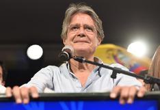 Quién es Guillermo Lasso, el exbanquero pertinaz que logró el poder para la derecha en Ecuador | PERFIL