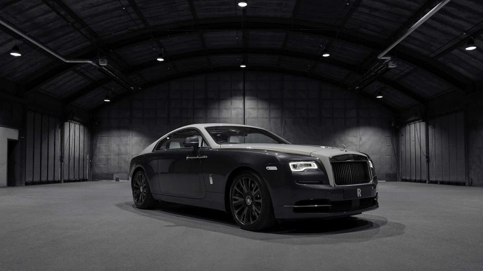 Solo se crearán 50 unidades del Rolls-Royce Wraith Eagle VIII. Aún se desconoce el precio que alcanzará. (Fotos: Rolls-Royce).