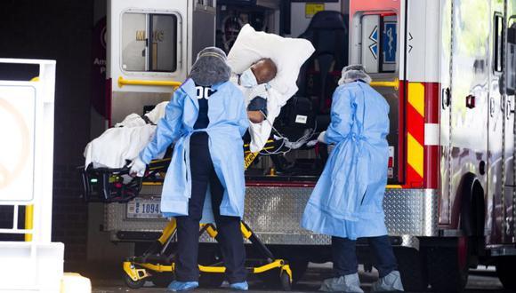 Coronavirus en Estados Unidos | Últimas noticias | Último minuto: reporte de infectados y muertos hoy, sábado 19 de septiembre del 2020 | Covid-19 USA | (Foto: EFE/EPA/MICHAEL REYNOLDS).