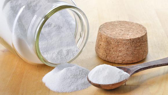 El bicarbonato de sodio puede ser la solución a los problemas de limpieza en casa. (Foto: Shutterstock)