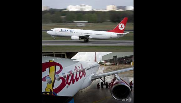 Alerta de bomba obliga a dos aviones a aterrizar de emergencia