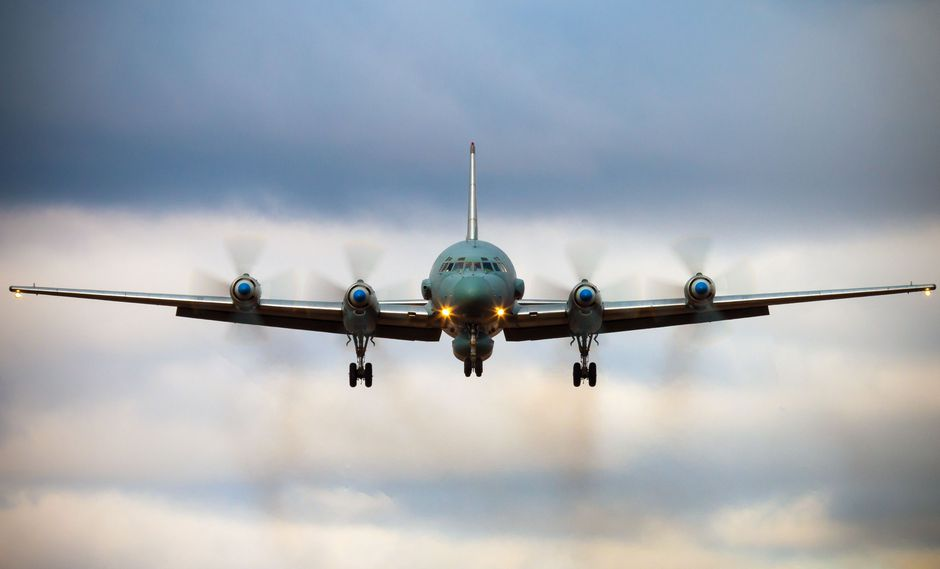 """Rusia dice que el derribo de su avión en Siria fue un acto """"premeditado"""" de Israel. (AFP)."""