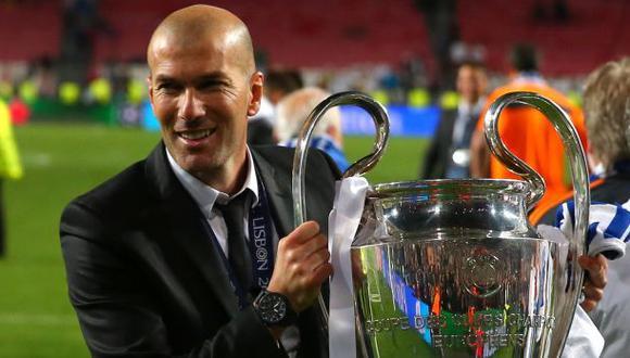Revelan cuánto dinero ganó Zidane por lograr la Champions 2016