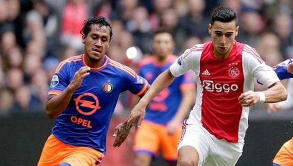 Renato Tapia: debut en Feyenoord fue calificado de perfecto