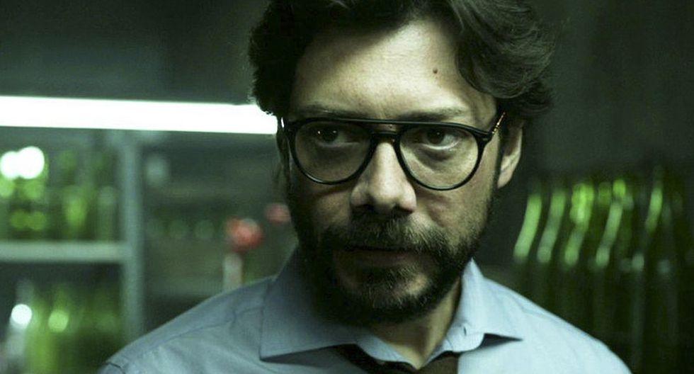 La casa de papel, ¿tendrá más temporadas? Álvaro Morte cree que el Profesor todavía tiene algo que decir (Foto: Instagram)
