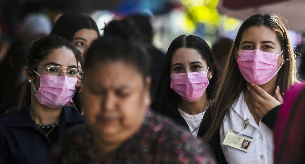 México registra cuatro contagios por coronavirus. (AFP / RASHIDE FRIAS AND RASHIDE FRIAS).
