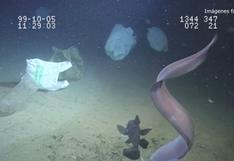 ¿Dónde queda el vertedero más profundo del mundo?