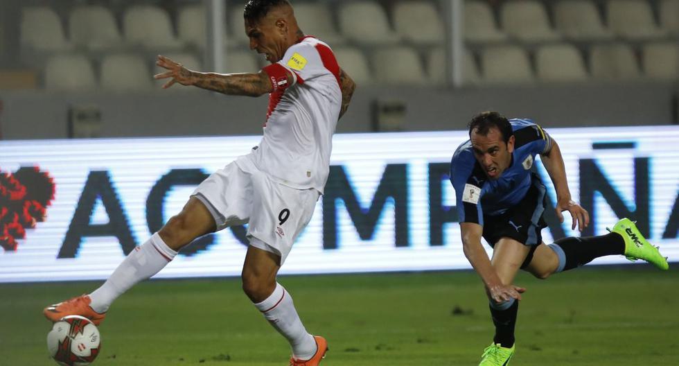 Paolo Guerrero podría volver a la selección peruana el 2 de septiembre ante Uruguay en Lima. (Foto: El Comercio)